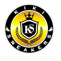 Logo kiki sneakers