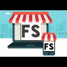 Logo Firjatullah Store Online