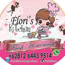 Logo Flori Kitchen shop