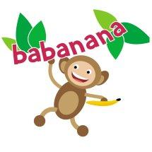 Logo Babanana Store