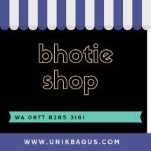 Logo bhotie shop