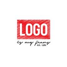 Logo Logo Jeans
