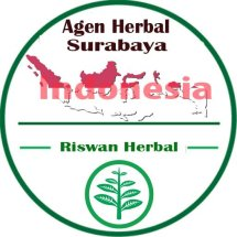 Riswan Herbal Surabaya Logo