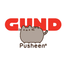 Pusheen by Gund Logo