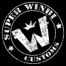 SuperWinbiCustoms Logo