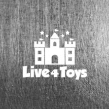 Live4Toys Official Store Logo