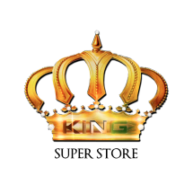 Logo KING Super Store