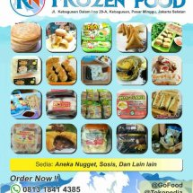 RN FROZEN FOOD Logo