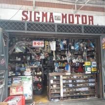 Logo Sigma Motor