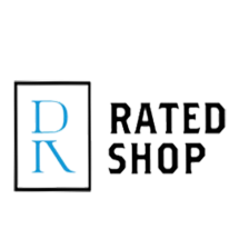 Logo Rated Shop