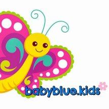 Logo babyblue.kids