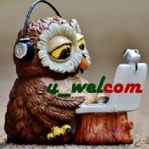 Logo u_welcom