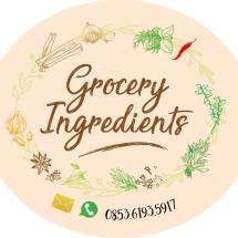 Logo Grocery Ingredients