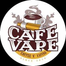 Cafe Vape Logo