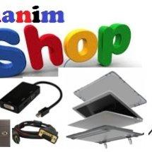 GhanimShop Logo