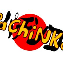 Logo pachinko