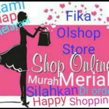 Fika Olshop Store Logo
