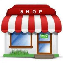 Logo mangasih shop
