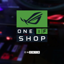 Logo One IF Shop
