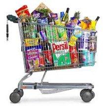Logo Grosir Makanan Import
