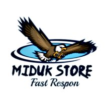 Logo Miduk Store