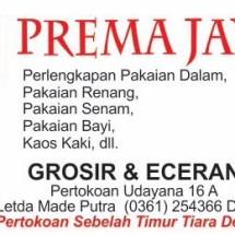 Logo Prema Jaya Pakaian Dalam