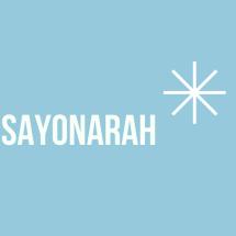 Logo sayonarah