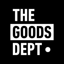 Logo The Goods Dept