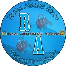 Logo RIDHO ALKAHI