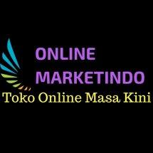 Logo Online Marketindo