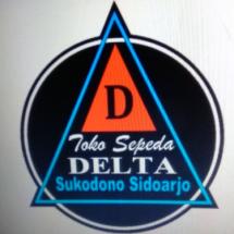 Logo sepeda delta
