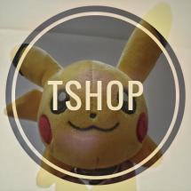 TshopStore Logo