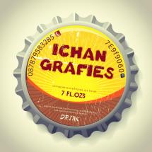 Logo Ichan Grafies
