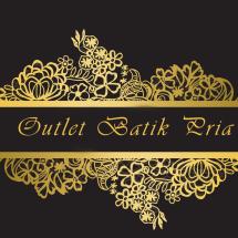 Logo Outlet Batik Pria