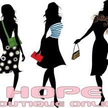 Logo HOPE BUTIK