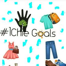 Logo ICHIE GOALS