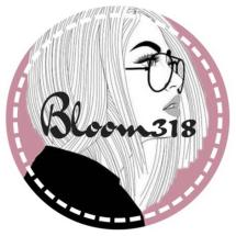 Logo BLOOM318
