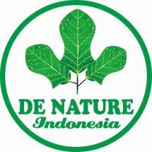 DE NATURE Logo