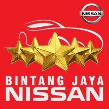 Logo Bintang Jaya Nissan