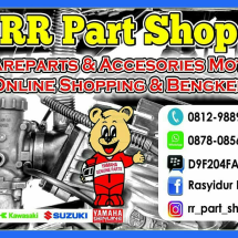 Logo RR Part Shop