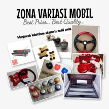 Zona Variasi Mobil Logo
