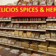 Logo Delicios Spices & Herbs