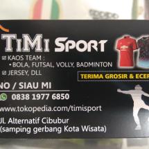 Logo Timi Sport