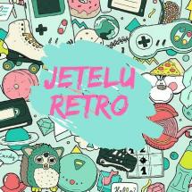 Logo jeteluretro