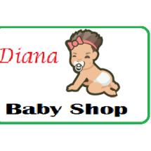 Logo Diana BabyShop
