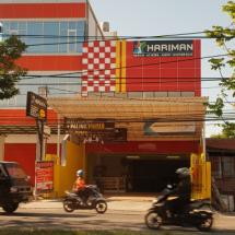 Logo Hariman Variasi