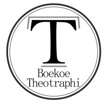 Lapak Boekoe Theotraphi Logo