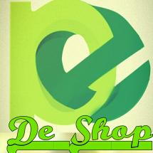 Logo De__shop