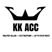 kk acc kk acc Logo