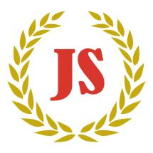 Logo Toko Beras JS